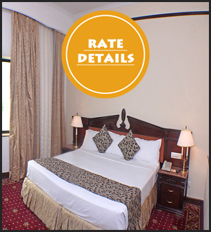 Deluxe rooms holiday regency for Interior decoration gst rate